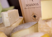 Seasons has a new cheese bar.
