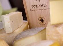 Seasons has a new cheese bar.