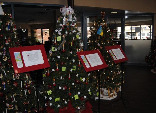 Moravian Christmas Tree