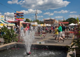 Mayfair Festival of the Arts in Allentown