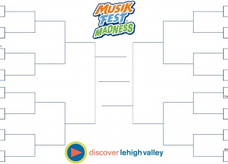 Musikfest Madness 2015 - The First Round