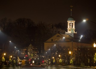 Central Moravian Church Bethlehem