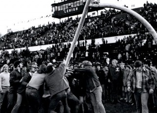 And The Goalpost Comes Down