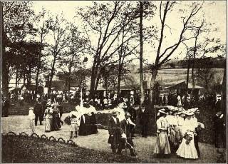 Island Park circa 1880