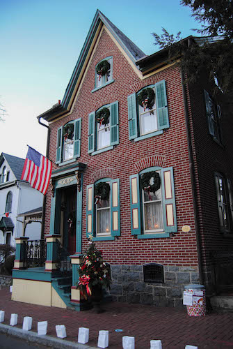 Holiday Doors of Historic Downtown Bethlehem