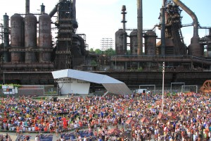 Thousands are expected to descend on SteelStacks in Bethlehem