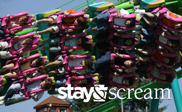 Stay & Scream at Dorney Park & Wildwater Kingdom