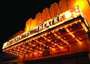 Civic Theatre of Allentown - Exterior