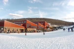Skiing at Bear Creek Mountain Resort