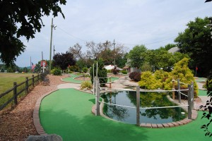 The Course at Putt U