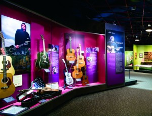 Martin Guitar - museum