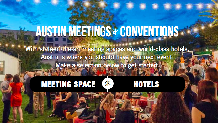 Visit Austin Meeting Planner and Destination Guide | Austin, TX