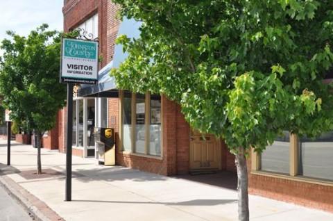 JCVB Visitor Center