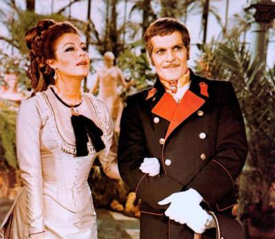 Mayerling - Ava with Omar Sharif