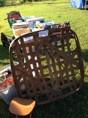 Tobacco Basket for Sale