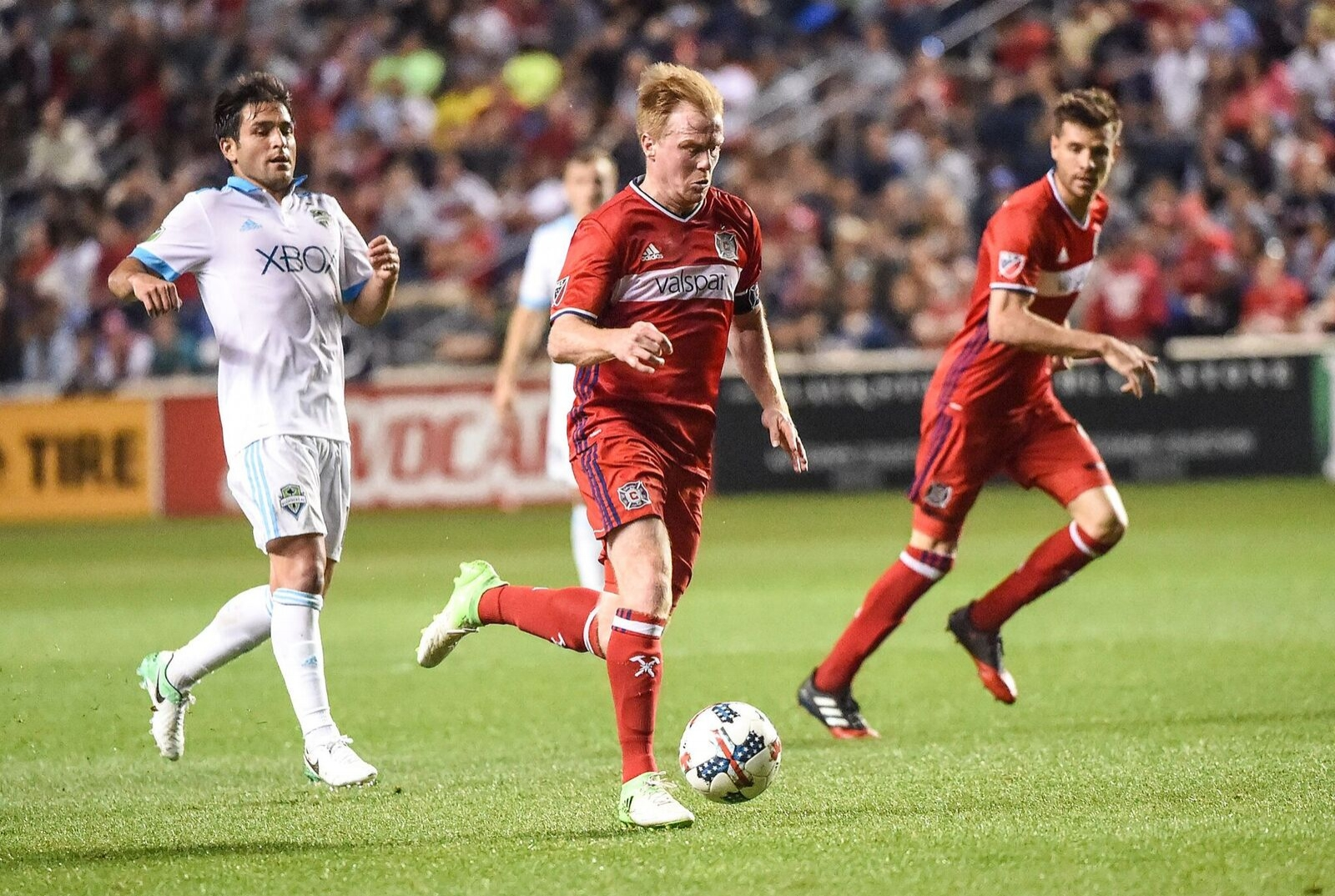 Chicago Fire | Find Major League Soccer Games, Events & Schedule