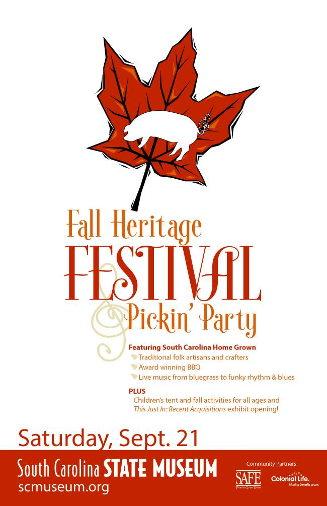Fall Heritage Festival & Pickin' Party