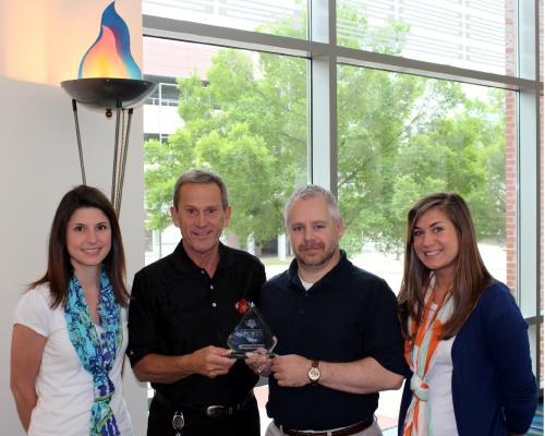 2012 NASC Outstanding Web Presence