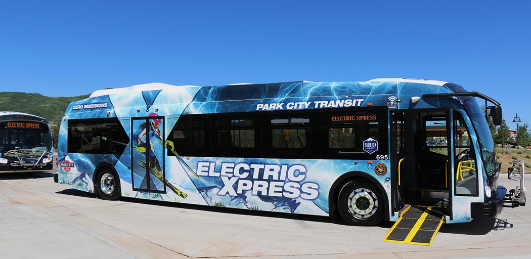 Electric Xpress Bus - Blog Image