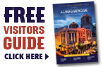 Order a free copy of the 2017 Official Albuquerque Visitors Guide