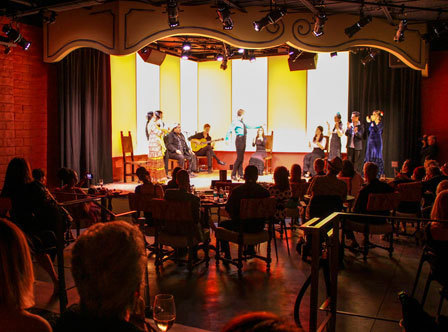 Celebrate New Year's Eve with Tablao Flamenco in Old Town Albuquerque