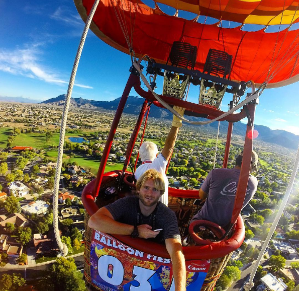 #PictureABQ photo contest, taken by Instagram user @stingrayshuffle