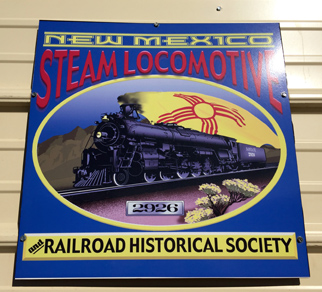 New Mexico Steam Locomotive and Railroad Historical Society in Albuquerque