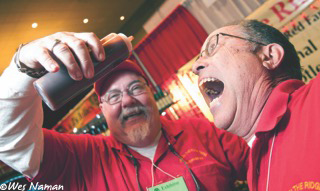 Fiery Foods and Barbecue Show in Albuquerque