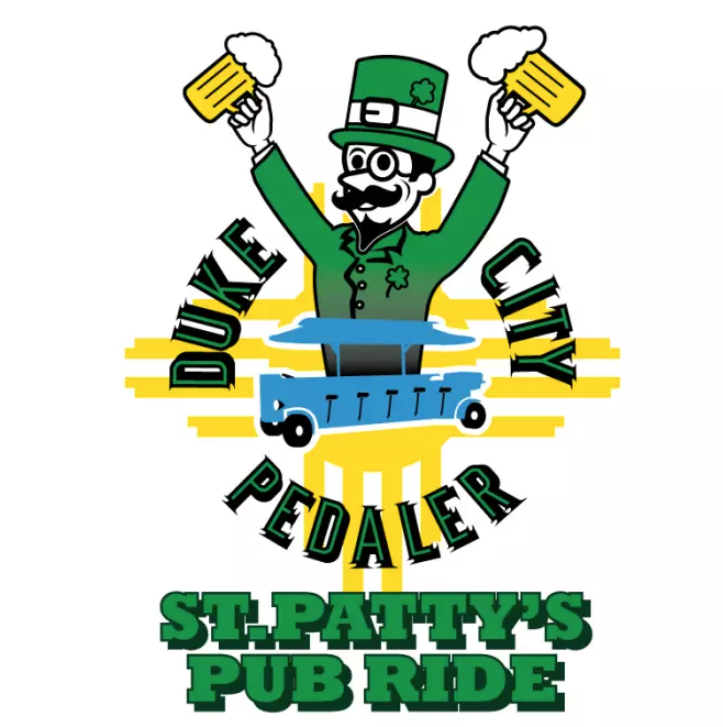 St. Patrick's Day Pub Rides in ABQ