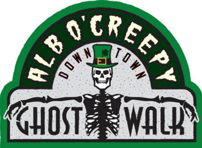 St. Patrick's Day ABQ Creepy Ghost tour