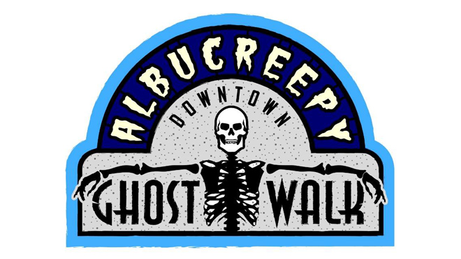 Albucreepy Downtown Ghost Walk in Albuquerque