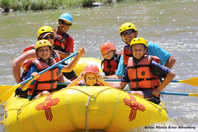 New Mexico River Adventures