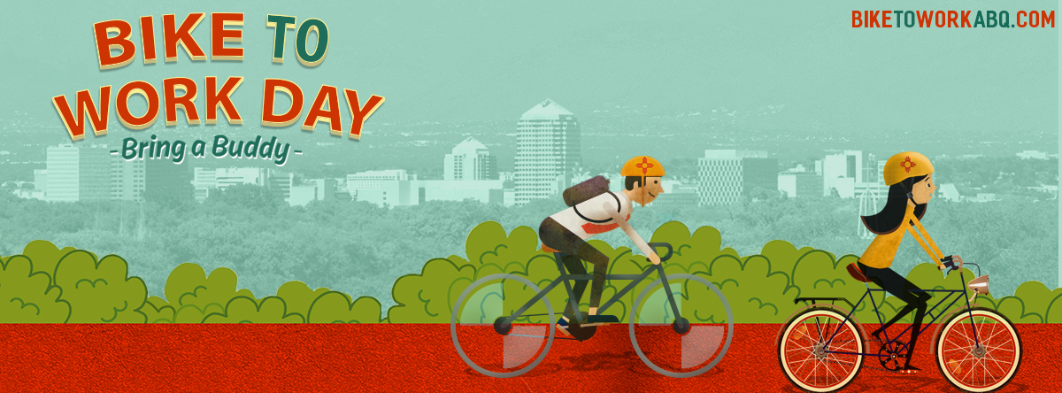 Bike to Work Day in Albuquerque