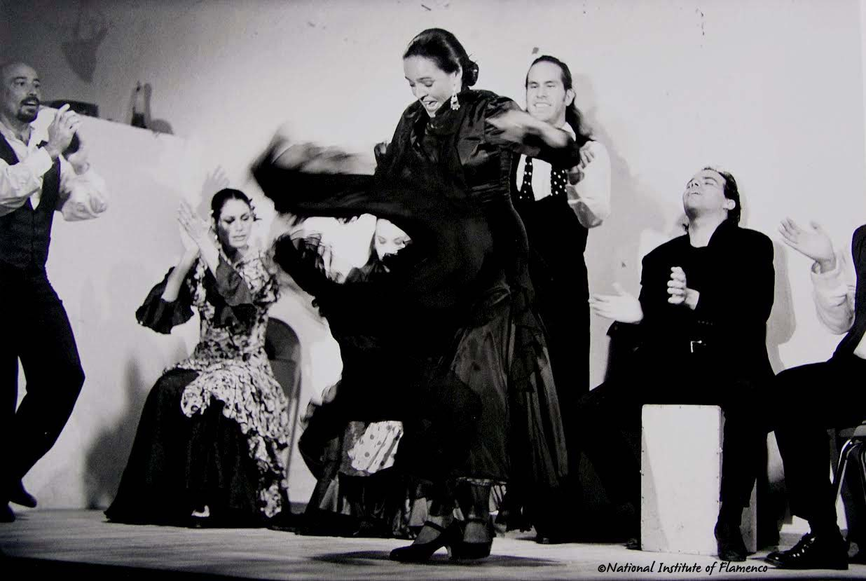National Institute of Flamenco, Eva Encinias Sandoval