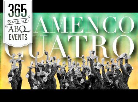 Performance: Flamenco Cuatro - VisitAlbuquerque.org