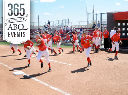 UNM Lobo Softball vs New Mexico State - VisitAlbuquerque.org