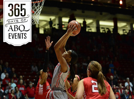 UNM Women's Basketball vs Stanford - VisitAlbuquerque.org