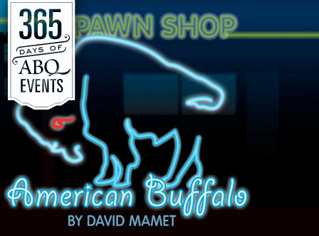Performance: American Buffalo - VisitAlbuquerque.org