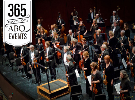 New Mexico Philharmonic Neighborhood Concert Series: Handel's Messiah - VisitAlbuquerque.org