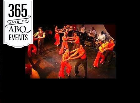 Dance Class: Casino/Cuban-Style Salsa and Rueda de Casino - VisitAlbuquerque.org
