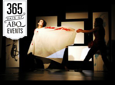 Revolutions International Theatre Festival: Soldiers and The Colours - VisitAlbuquerque.org