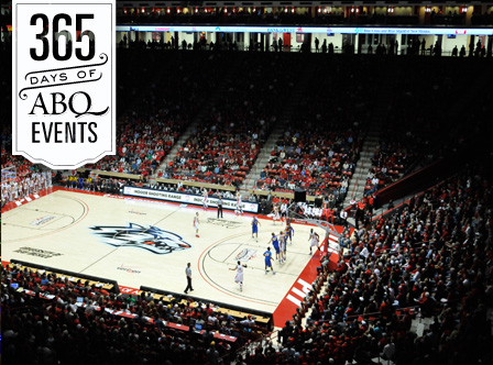 UNM Men's Basketball vs Colorado State - VisitAlbuquerque.org