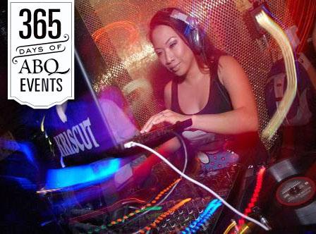 Vegas Nights Featuring DJ Kriscut- VisitAlbuquerque.org