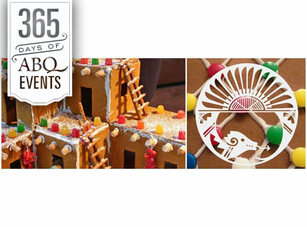 6th Annual Pueblo Gingerbread House Contest - VisitAlbuquerque.org