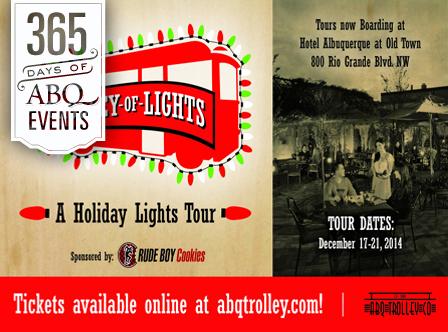 Trolley of Lights - VisitAlbuquerque.org
