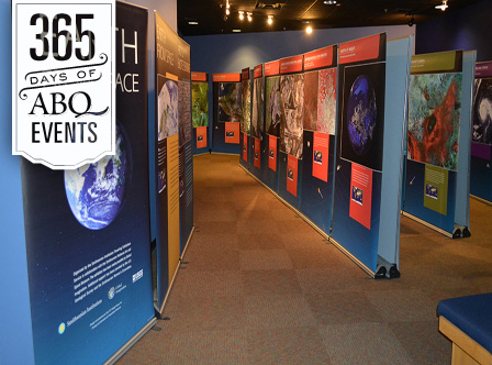Exhibition: Earth From Space - VisitAlbuquerque.org