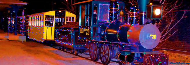 Polar Bear Express Train