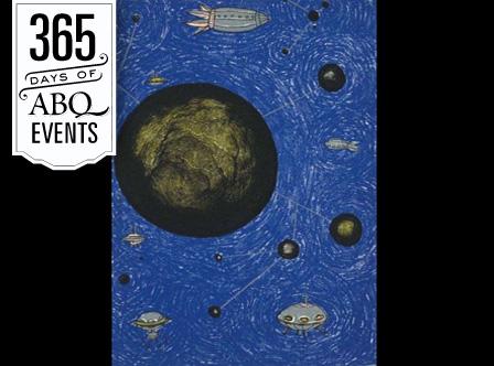 Exhibition: Extragalactic - VisitAlbuquerque.org