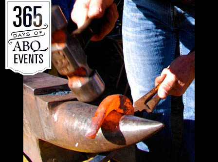 Wildlife West World Blacksmith Championship - VisitAlbuquerque.org