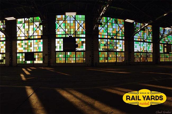 ABQ Rail Yards - Chad Gruber